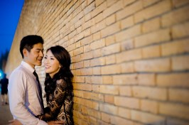 Ya-Win and Ray's City Wall pre-wedding (prenuptial, engagement session) in Chiang Mai, Thailand. City Wall_Chiang Mai_wedding_photographer_Ya-Win and Ray_0293.TIF