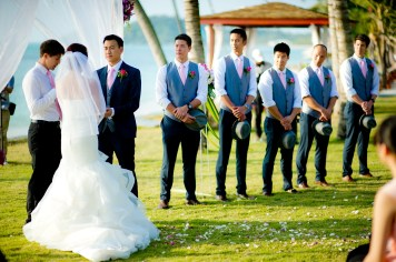 Cyrena and Joseph's InterContinental Samui Baan Taling Ngam Resort wedding in Koh Samui, Thailand. InterContinental Samui Baan Taling Ngam Resort_Koh Samui_wedding_photographer_Cyrena and Joseph_2757.TIF