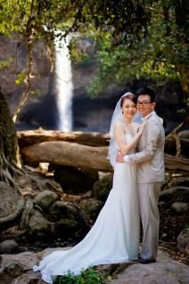 Si'En and Lai's Khao Yai National Park pre-wedding (prenuptial, engagement session) in Khao Yai, Thailand. Khao Yai National Park_Khao Yai_wedding_photographer_Si'En and Lai_0224.TIF