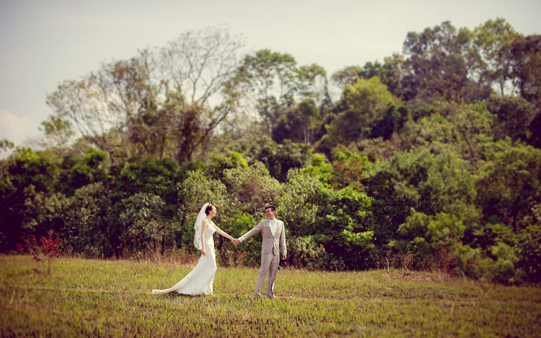 Si'En and Lai's Pre-Wedding in Khao Yai & Bangkok