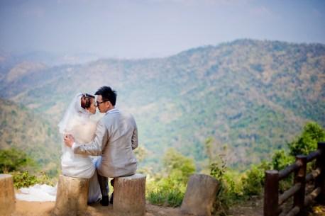 Si'En and Lai's Khao Yai National Park pre-wedding (prenuptial, engagement session) in Khao Yai, Thailand. Khao Yai National Park_Khao Yai_wedding_photographer_Si'En and Lai_0234.TIF