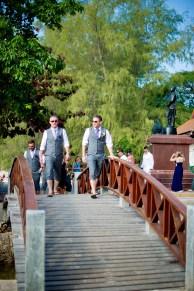 Jill and Matthew's Koh Tao Beach wedding in Koh Tao, Thailand. Koh Tao Beach_Koh Tao_wedding_photographer_Jill and Matthew_0017.TIF
