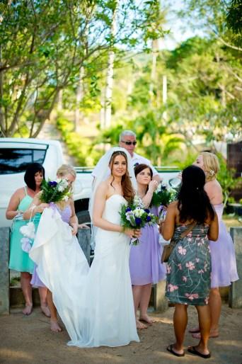 Jill and Matthew's Koh Tao Beach wedding in Koh Tao, Thailand. Koh Tao Beach_Koh Tao_wedding_photographer_Jill and Matthew_0024.TIF