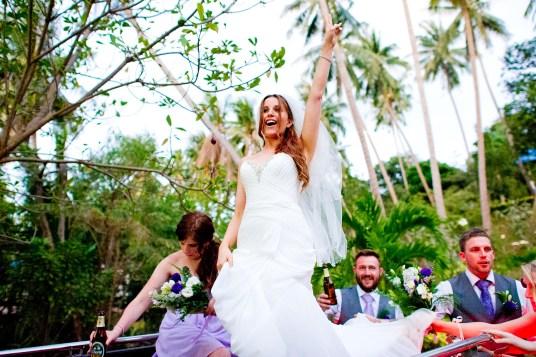 Jill and Matthew's Koh Tao Beach wedding in Koh Tao, Thailand. Koh Tao Beach_Koh Tao_wedding_photographer_Jill and Matthew_0065.TIF