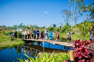 Ayano and Thavisouk's Sinouk Coffee Resort wedding in Bolaven Plateau - Champasak Province, Thailand. Sinouk Coffee Resort_Bolaven Plateau - Champasak Province_wedding_photographer_Ayano and Thavisouk_1069.TIF