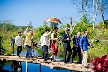 Ayano and Thavisouk's Sinouk Coffee Resort wedding in Bolaven Plateau - Champasak Province, Thailand. Sinouk Coffee Resort_Bolaven Plateau - Champasak Province_wedding_photographer_Ayano and Thavisouk_1070.TIF