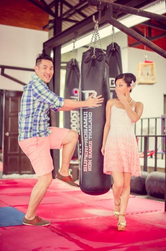 Ada and Chris's Superpro Samui pre-wedding (prenuptial, engagement session) in Koh Samui, Thailand. Superpro Samui_Koh Samui_wedding_photographer_Ada and Chris_1842.TIF