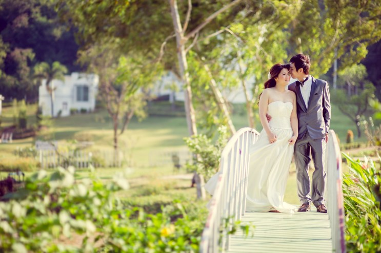 Thailand Saraburi Pre-Wedding Photography