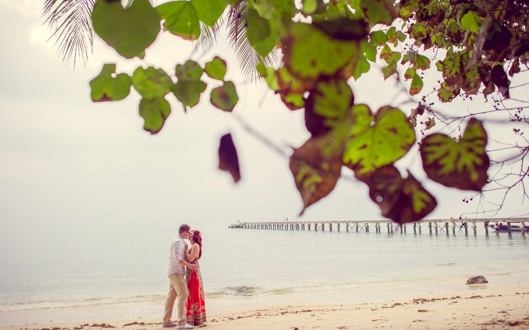 The Headland Villas Koh Samui Wedding: Dona and Austin