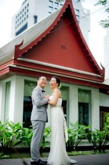 Sudrutai and Jason's The Sukhothai Bangkok wedding in Bangkok, Thailand. The Sukhothai Bangkok_Bangkok_wedding_photographer_Sudrutai and Jason_2106.TIF