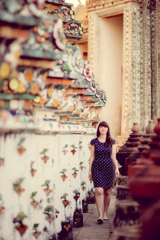 Tatiana and Alex's Wat Arun pre-wedding (prenuptial, engagement session) in Bangkok, Thailand. Wat Arun_Bangkok_wedding_photographer__1359.TIF