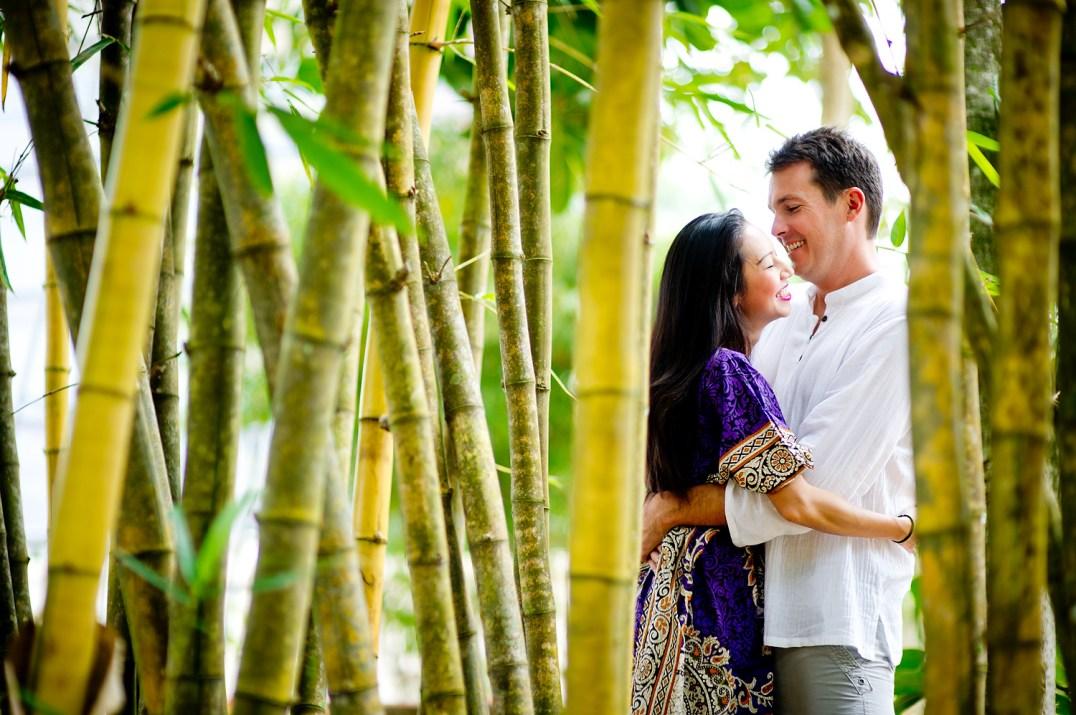 Tarinee and Dyson's Wat Kaew Korawaram pre-wedding (prenuptial, engagement session) in Krabi, Thailand. Wat Kaew Korawaram_Krabi_wedding_photographer_Tarinee and Dyson_1853.TIF