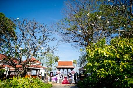 Hua Hin, Thailand - Destination wedding at Centara Grand Beach Resort and Villas in Hua Hin, Thailand.
