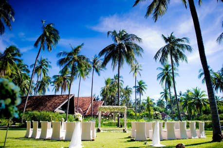 Hua Hin, Thailand - Destination wedding at Evason Hua Hin in Thailand.