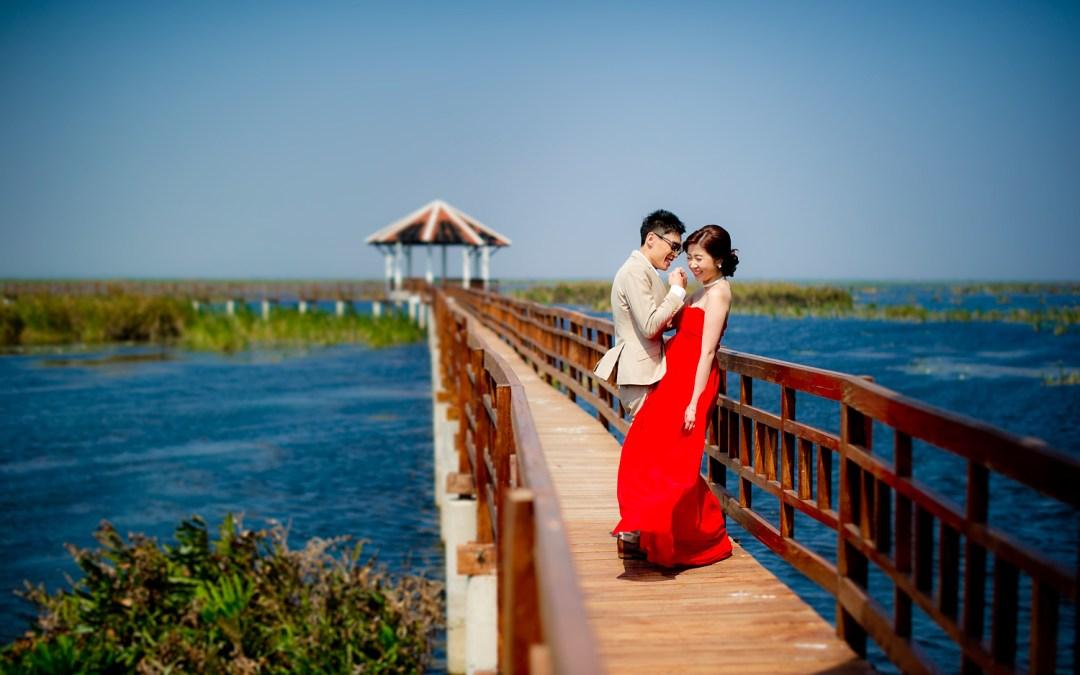 Hua Hin Pre-Wedding: Khao Sam Roi Yot National Park – Hua Hin Beach – Aleenta Hua Hin Resort & Spa