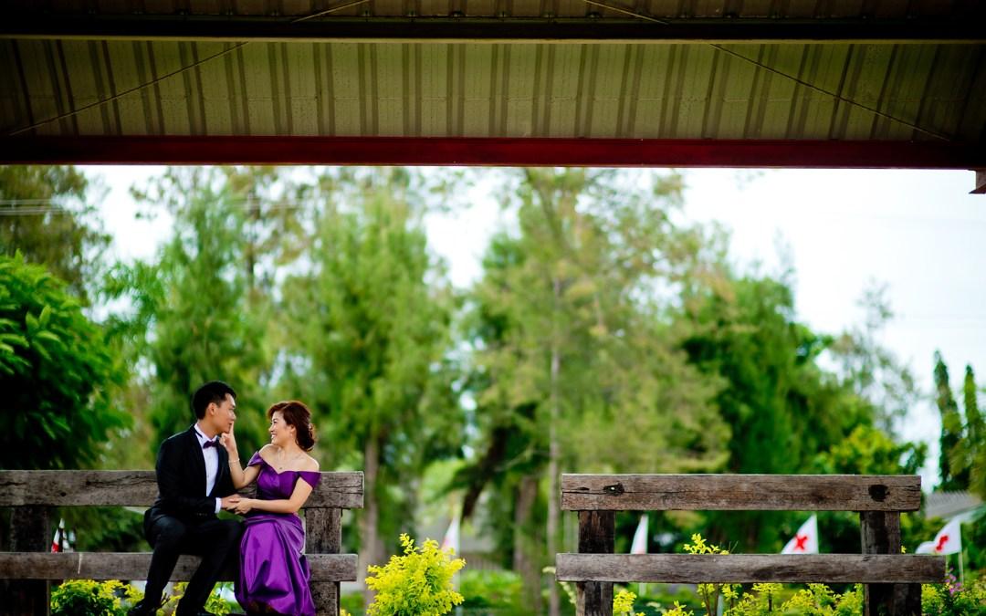 Pre-Wedding Hua Hin Thailand