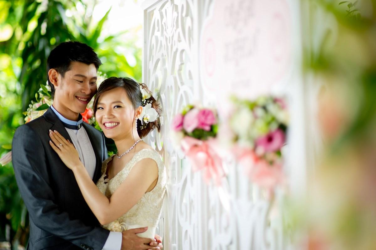 Anantara Riverside Bangkok Resort: Oratai and Sophon