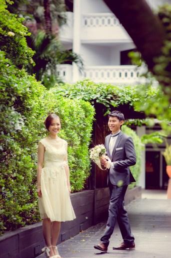 Oratai and Sophon's Anantara Riverside Bangkok Resort wedding in Bangkok, Thailand. Anantara Riverside Bangkok Resort_Bangkok_wedding_photographer_Oratai and Sophon_48.TIF