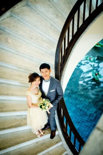 Oratai and Sophon's Anantara Riverside Bangkok Resort wedding in Bangkok, Thailand. Anantara Riverside Bangkok Resort_Bangkok_wedding_photographer_Oratai and Sophon_51.TIF