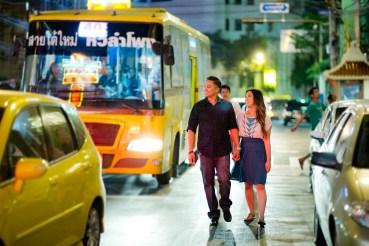 Astrid and Daniel's China Town pre-wedding (prenuptial, engagement session) in Bangkok, Thailand. China Town_Bangkok_wedding_photographer_Astrid and Daniel_10.TIF
