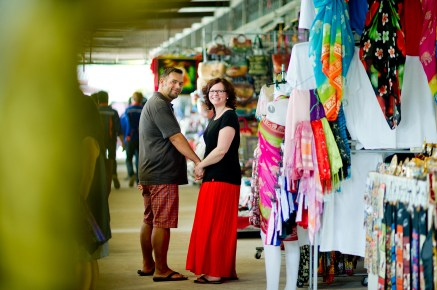 Nina and Michael's Damnoen Saduak Floating Market pre-wedding (prenuptial, engagement session) in Ratchaburi, Thailand. Damnoen Saduak Floating Market_Ratchaburi_wedding_photographer__03.TIF