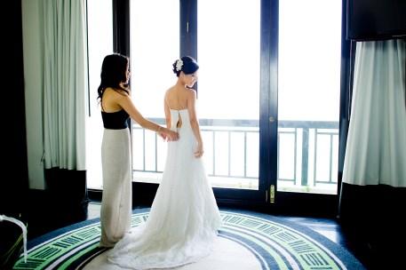 Berry and Tan's InterContinental Danang Sun Peninsula Resort wedding in Danang City, Thailand. InterContinental Danang Sun Peninsula Resort_Danang City_wedding_photographer_Berry and Tan_036.TIF