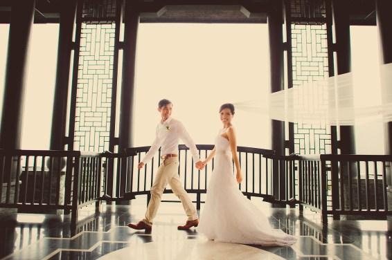 Berry and Tan's InterContinental Danang Sun Peninsula Resort wedding in Danang City, Thailand. InterContinental Danang Sun Peninsula Resort_Danang City_wedding_photographer_Berry and Tan_075.TIF