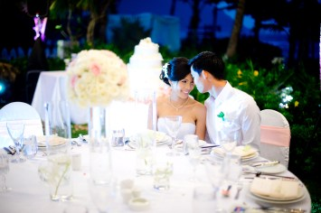Berry and Tan's InterContinental Danang Sun Peninsula Resort wedding in Danang City, Thailand. InterContinental Danang Sun Peninsula Resort_Danang City_wedding_photographer_Berry and Tan_079.TIF