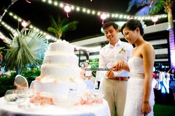 Berry and Tan's InterContinental Danang Sun Peninsula Resort wedding in Danang City, Thailand. InterContinental Danang Sun Peninsula Resort_Danang City_wedding_photographer_Berry and Tan_092.TIF