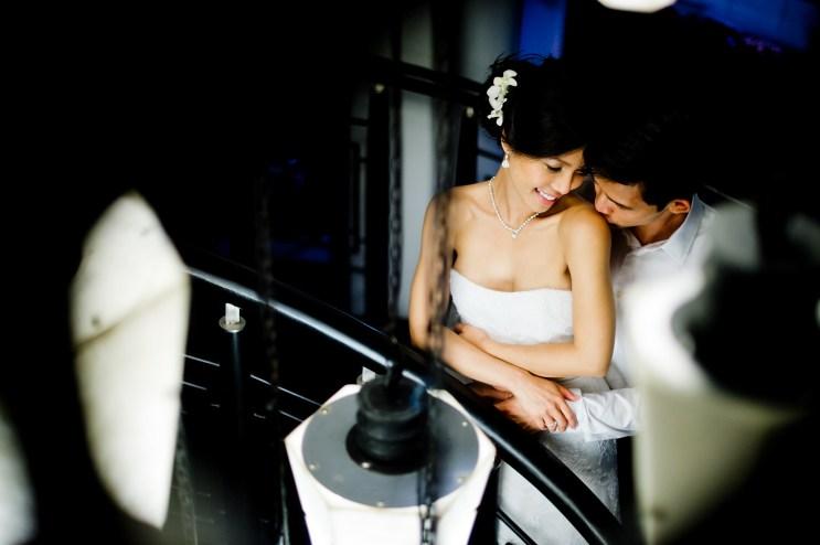 Berry and Tan's InterContinental Danang Sun Peninsula Resort wedding in Danang City, Thailand. InterContinental Danang Sun Peninsula Resort_Danang City_wedding_photographer_Berry and Tan_099.TIF