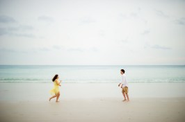 Rachel and Michael's Kata Beach pre-wedding (prenuptial, engagement session) in Phuket, Thailand. Kata Beach_Phuket_wedding_photographer_Rachel and Michael_59.TIF