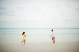 Rachel and Michael's Kata Beach pre-wedding (prenuptial, engagement session) in Phuket, Thailand. Kata Beach_Phuket_wedding_photographer_Rachel and Michael_59.TIF
