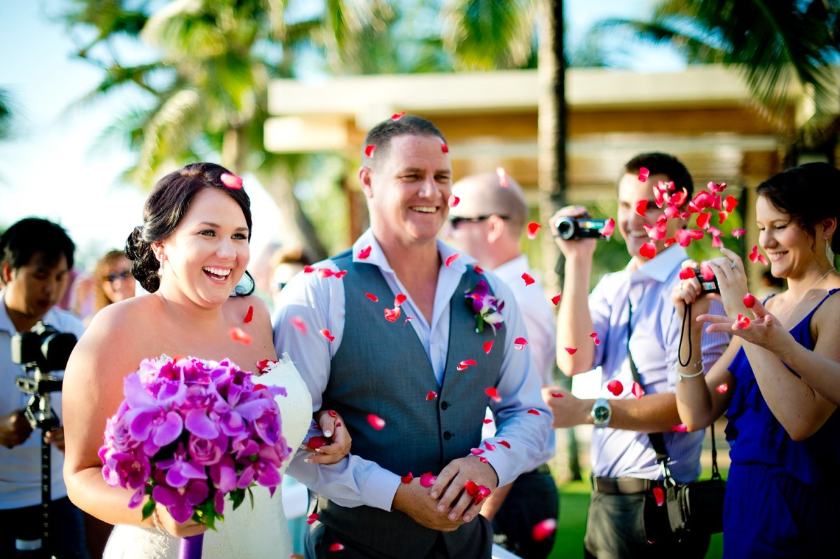 Katathani Phuket Beach Resort Wedding: Elerin & Brian