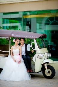 Jill and Daniel's Kingston Suites pre-wedding (prenuptial, engagement session) in Bangkok, Thailand. Kingston Suites_Bangkok_wedding_photographer_Jill and Daniel_06.TIF
