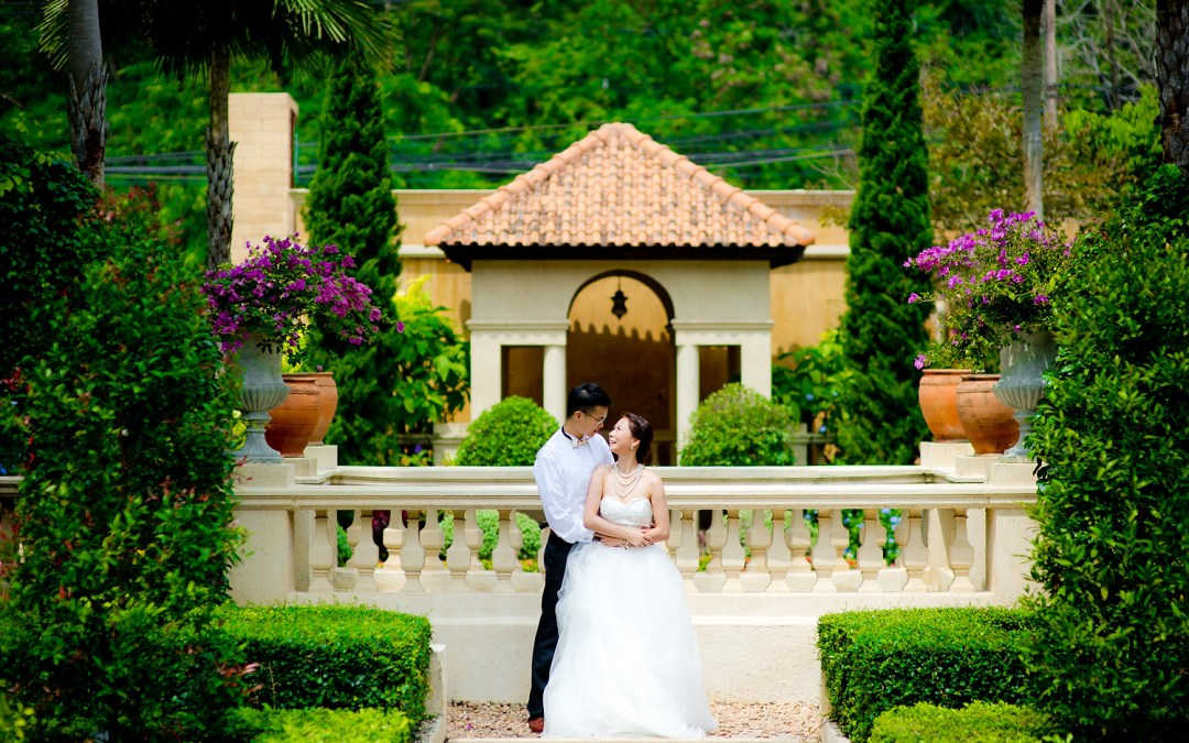 Photo of the Day: Pre-Wedding at Palio Khao Yai