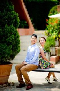 Jill and Daniel's Palio KhaoYai pre-wedding (prenuptial, engagement session) in Nakhon Ratchasima, Thailand. Palio KhaoYai_Nakhon Ratchasima_wedding_photographer_Jill and Daniel_25.TIF