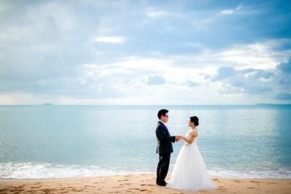 Deborah and Hunter's Pattaya Beach pre-wedding (prenuptial, engagement session) in Pattaya, Thailand. Pattaya Beach_Pattaya_wedding_photographer_Deborah and Hunter_05.TIF