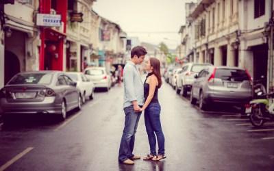Phuket Pre-Wedding: Rachel and Michael