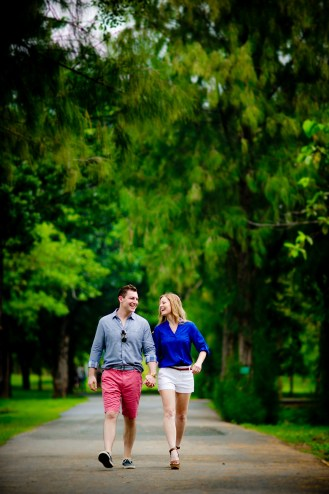 Candice and Troy's Rod Fai Park pre-wedding (prenuptial, engagement session) in Bangkok, Thailand. Rod Fai Park_Bangkok_wedding_photographer_Candice and Troy_01.JPG