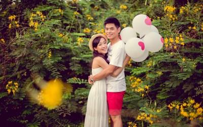 Bangkok Pre-Wedding: Stephanie and Kelvin