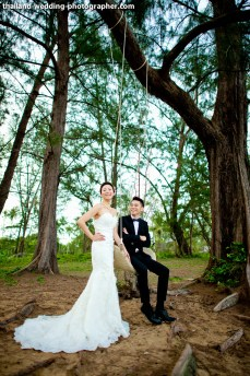 Jessica and Farren's SALA Phuket Resort and Spa pre-wedding (prenuptial, engagement session) in Phuket, Thailand. SALA Phuket Resort and Spa_Phuket_wedding_photographer_Jessica and Farren_22.JPG