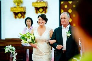 Gemma and Kevin's St. Nikolaus Church Pattaya wedding in Pattaya, Thailand. St. Nikolaus Church Pattaya_Pattaya_wedding_photographer_Gemma and Kevin_08.TIF