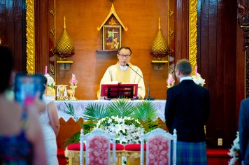 Gemma and Kevin's St. Nikolaus Church Pattaya wedding in Pattaya, Thailand. St. Nikolaus Church Pattaya_Pattaya_wedding_photographer_Gemma and Kevin_11.TIF