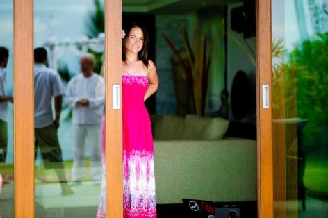 Coconut Island Wedding