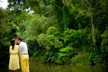 Rachel and Michael's Ton Sai Waterfall pre-wedding (prenuptial, engagement session) in Phuket, Thailand. Ton Sai Waterfall_Phuket_wedding_photographer_Rachel and Michael_42.TIF