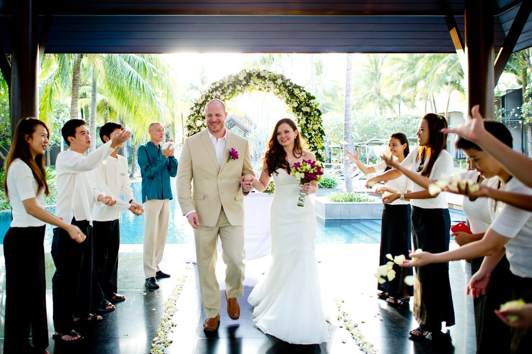 Twinpalms Phuket Resort Wedding
