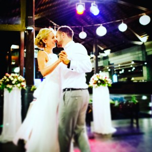 First Dance - Koh Samui Destination Wedding