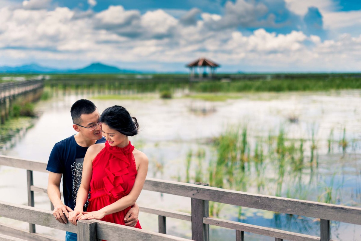 Preview: Khao Sam Roi Yot National Park Pre-Wedding