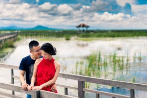 Hua Hin Pre-Wedding | Khao Sam Roi Yot National Park Pre-Wedding | Thailand Wedding Photographer
