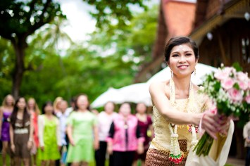 Rose Garden Riverside & Sampran Riverside Wedding | Thailand Wedding Photography
